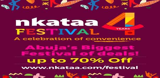 Abuja's biggest online grocery store Nkataa.com turns 4