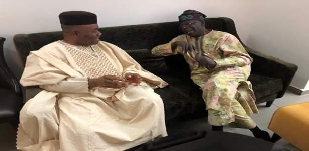 Senator meets APC national leader, Tinubu in Abuja