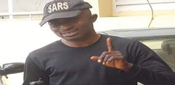 Fake SARS officer, Tijani Omeka, arrested in Abuja