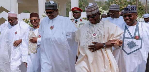 buhari-and-northern-governors