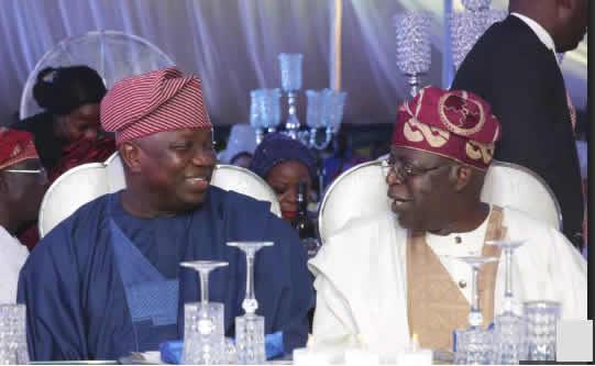 Buhari summons Ambode, Tinubu over rift