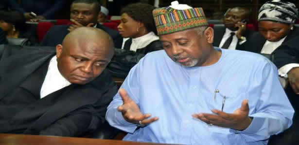 FG applies to try Dasuki in absentia over alleged illegal arms possession