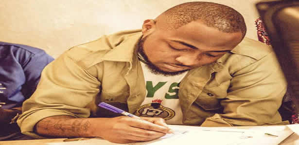 Davido gets dismissed from NYSC programme. Find out why