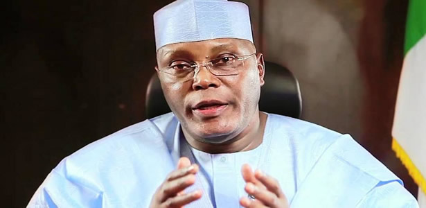 Atiku reports Buhari to US