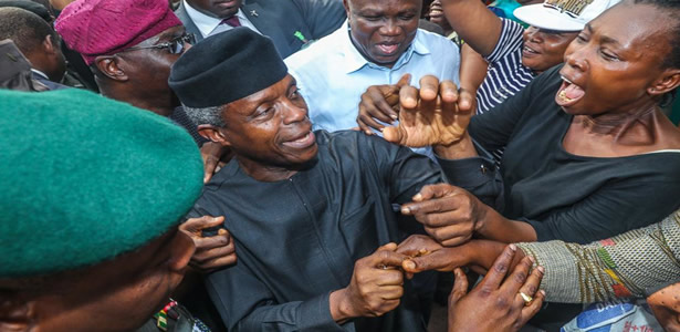 Obasanjo attacks Osinbajo, describes TraderMoni as an idiotic programme