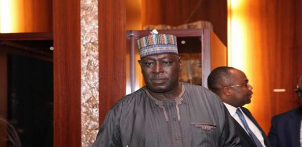 Babachir Lawal appears in court, pleads not guilty