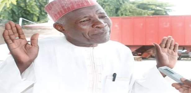 Buba Galadima reportedly arrested by ''unknown masked men'' in Abuja