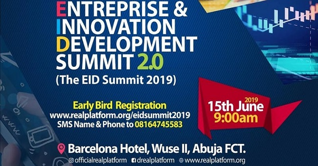 Enterprise and Innovation Development (EID) Summit 2019