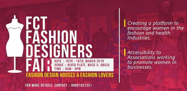 Fct Fashion Designers Fair Abuja Info News Entertainment Fun Facts