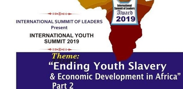 Ending Youth Slavery & Economic Development in Africa Part 2