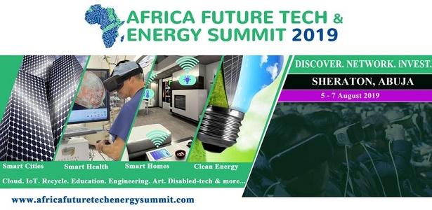 Africa Future Tech & Energy Summit 2019
